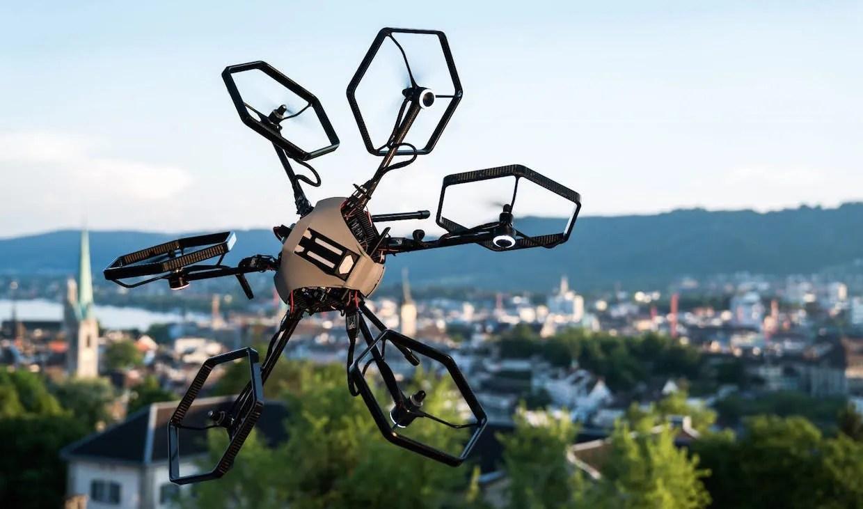 Voliro drone