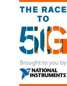 5G report logo, link to report landing page