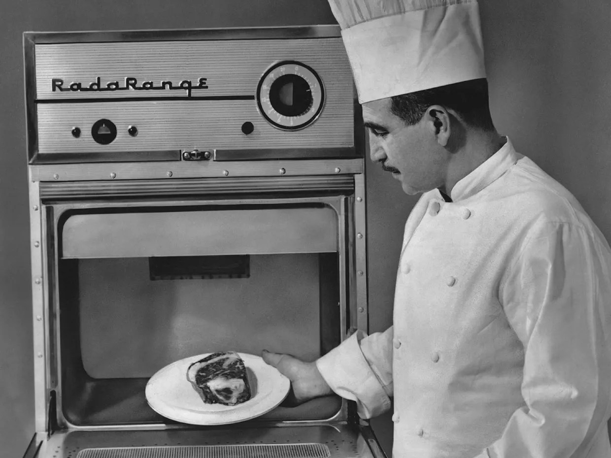 a history of the microwave oven ieee