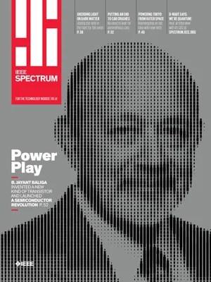 IEEE Spectrum - May 2014