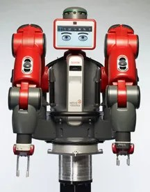 meet baxter: Rethink Robotics has developed a next-generation factory robot that is versatile, easy to program, and costs just US $22 000.
