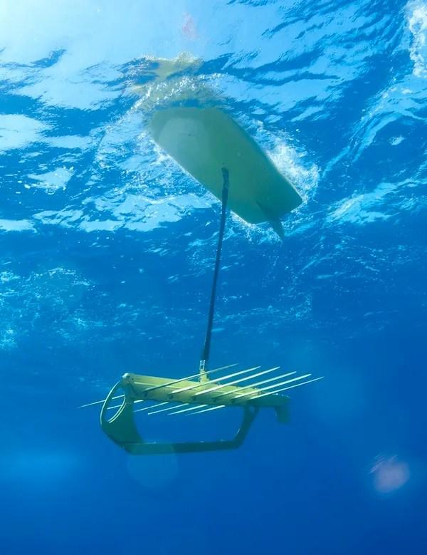 Wave Glider Robot