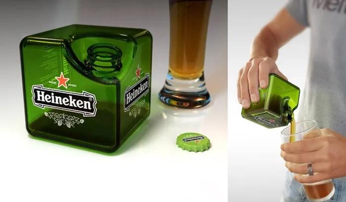 Heineken Cube Concept