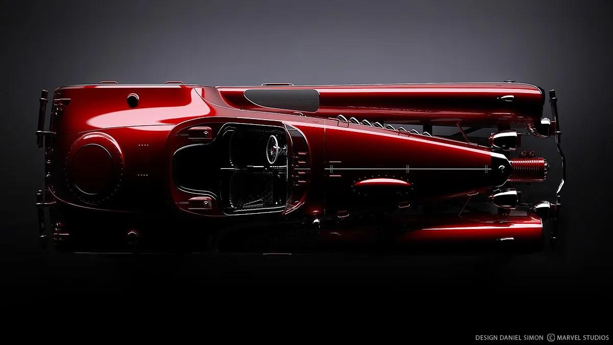 Hydra Coupe – Daniel Simon