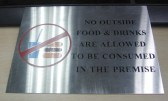 Hairline Stainless Steel Etch , Colour fill