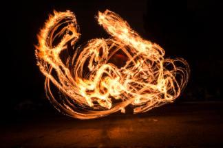 Greg Denham on Turning Up the Volume of Peter's On Fire Pentecost Sermon