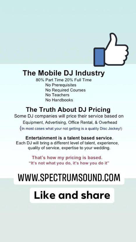 Mobile DJ Industry