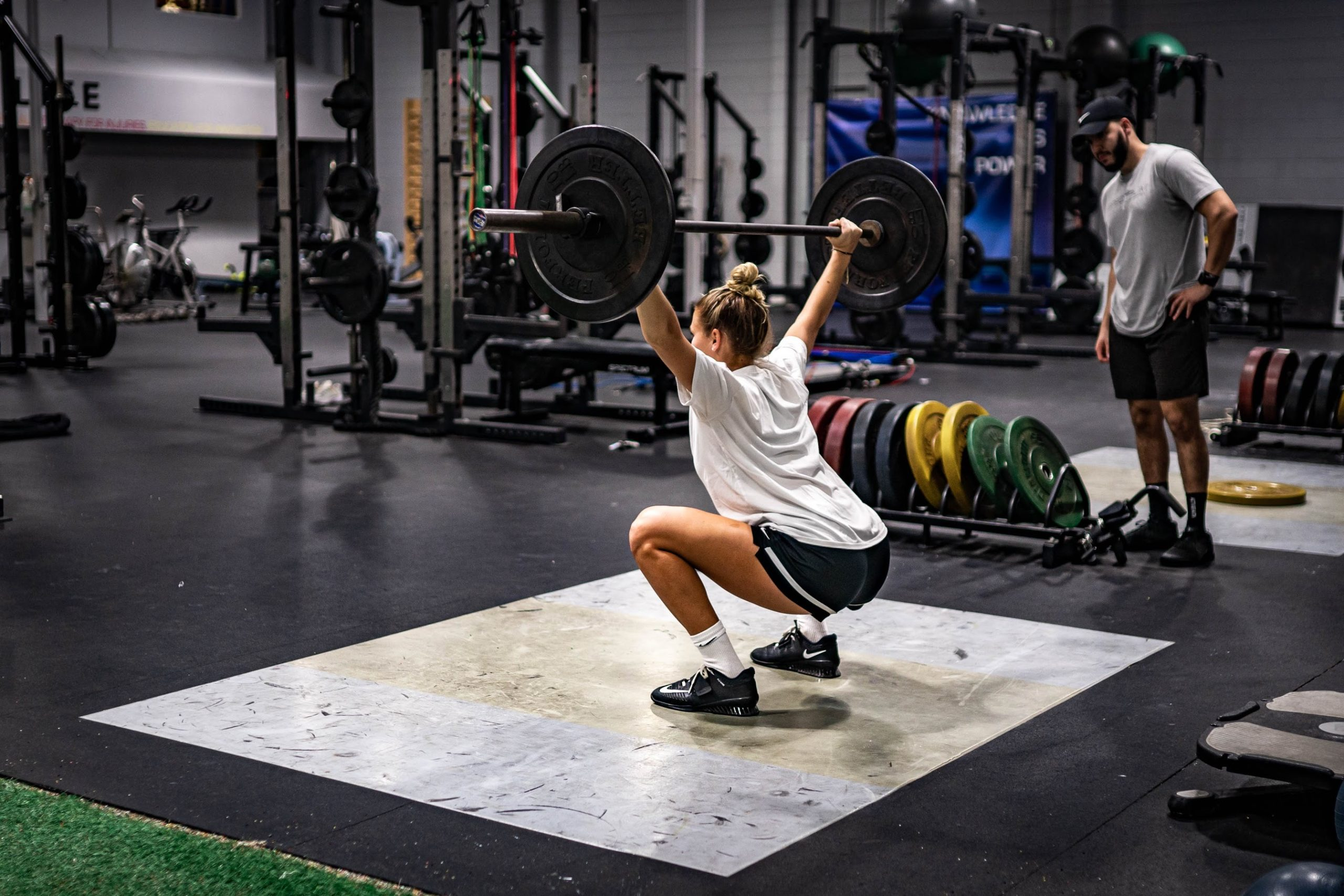 Olympic Weight Lifting Program