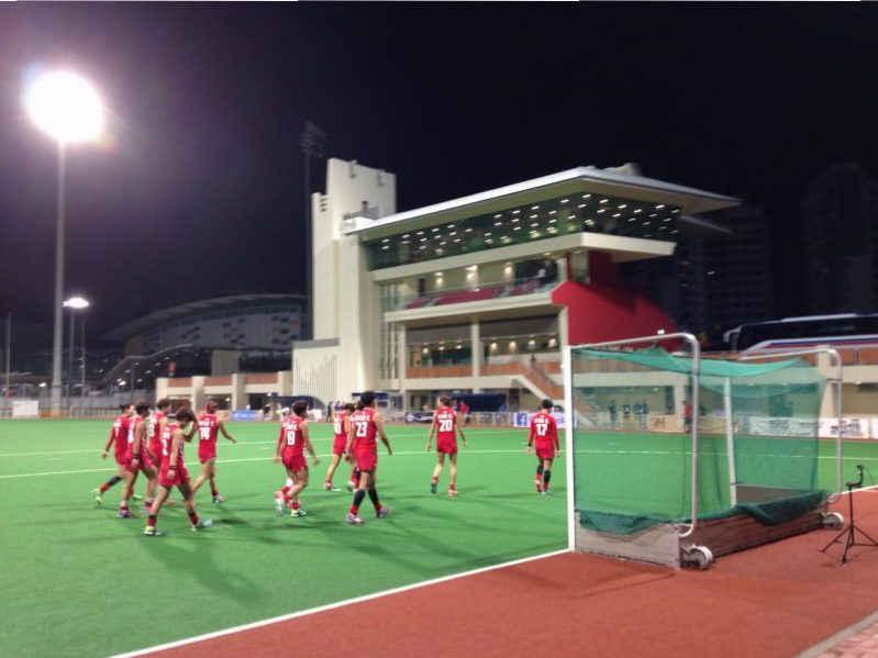 Singapore Hockey Sports Video