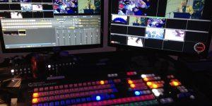 Spectrum TV Newtek Tricaster Video Mixer
