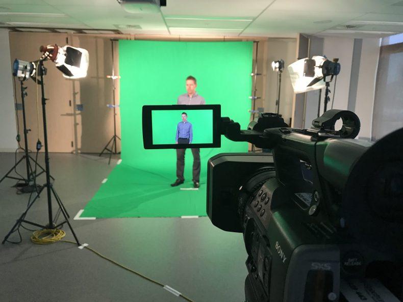 Spectrum TV Singapore crew freelance video camera operator