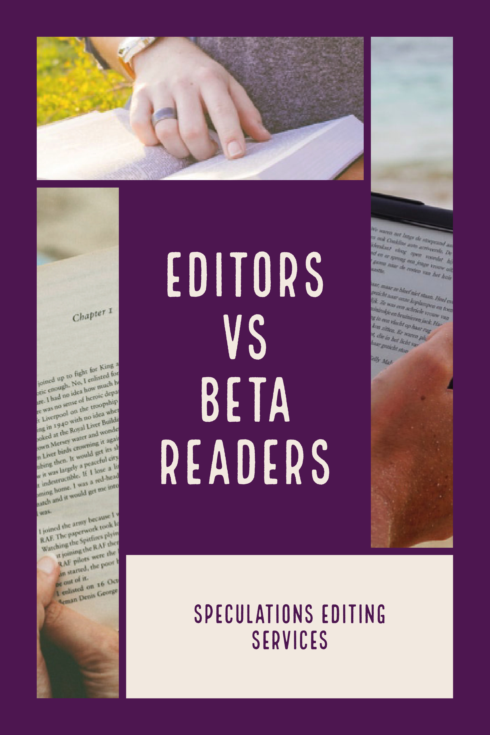 editors vs beta readers