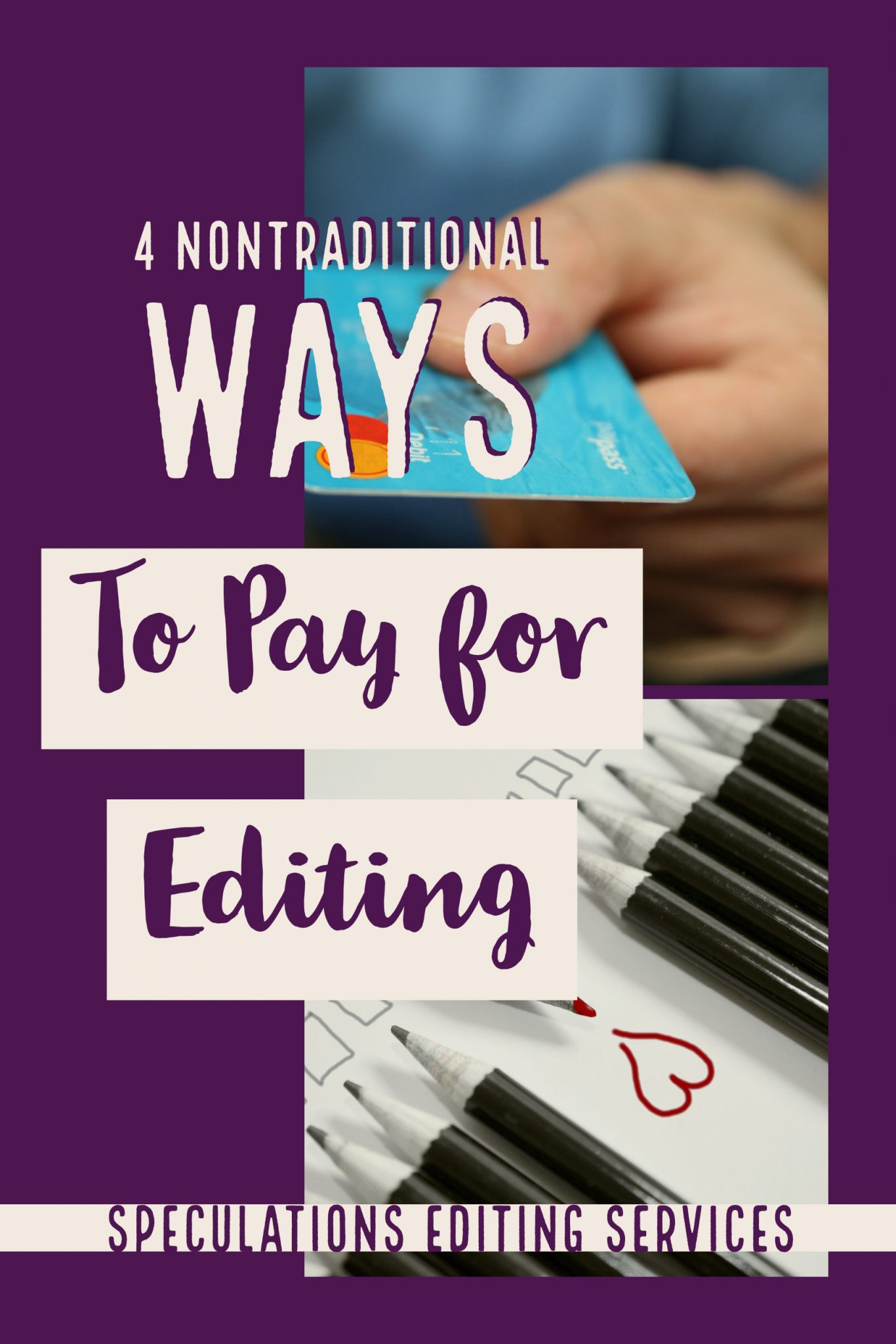 pay for editing, editing cost