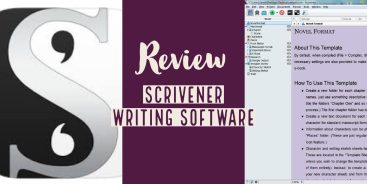 REVIEW: Scrivener Writing Software (Updated Nov. 2017)