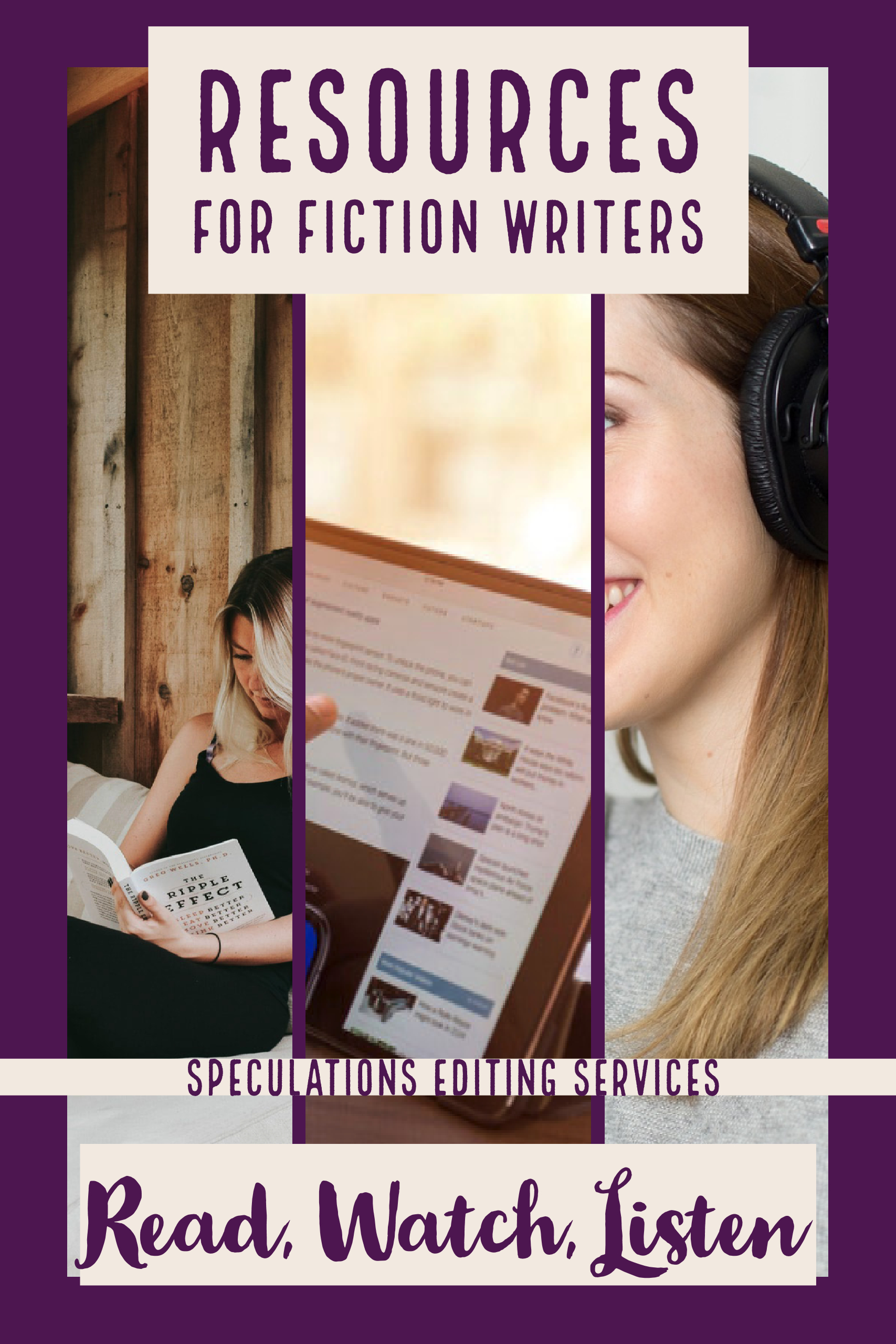 fictions writers resources