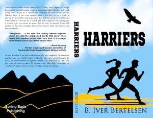 cover design, paperback