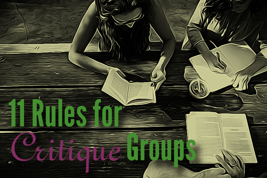 11 Rules for Your Critique Group