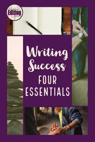 Writing Success: Four Essentials