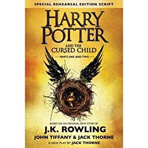 Book Review: Harry Potter and the Cursed Child – J. Elizabeth Vincent