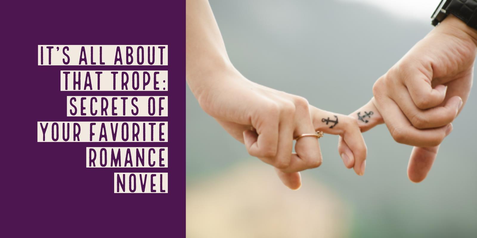 romance novels, romance tropes