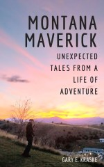 Montana Maverick by Gary Kraske