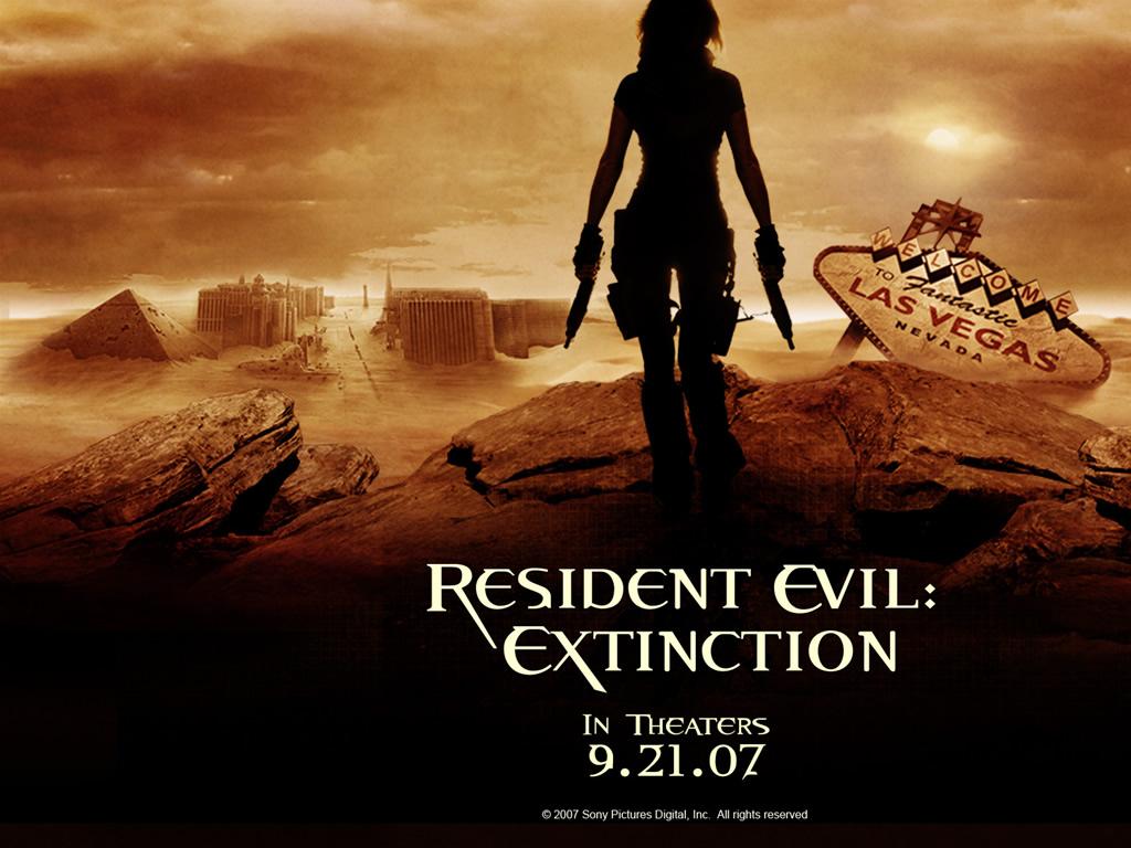 resident evil extinction las vegas
