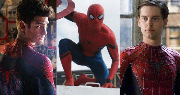 Spider-Man reboots