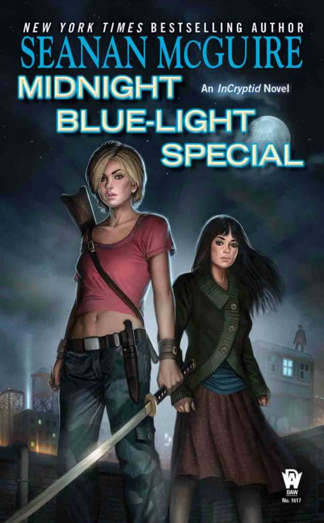 Deviating from the Common Type: A Review of Seanan McGuire's Midnight Blue-Light Special