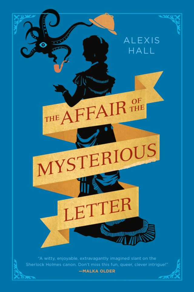 A Decadent Affair: A Review of The Affair of the Mysterious Letter