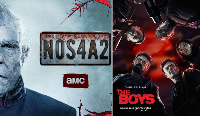Bucking Stereotypes: Reviewing Seasons One of NOS4A2 and The Boys