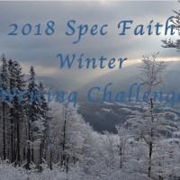 2018 Spec Faith Winter Writing Challenge Feedback