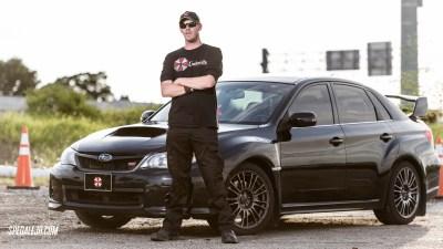 Shawn Brown- 2013 Subaru STI