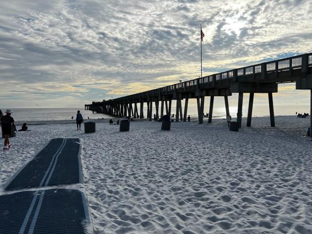 Spedale Jr. Photography location Pier