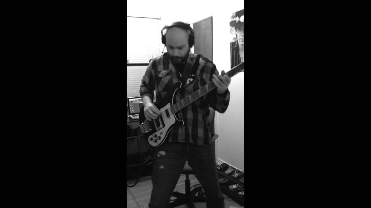 Silly love songs bass cover