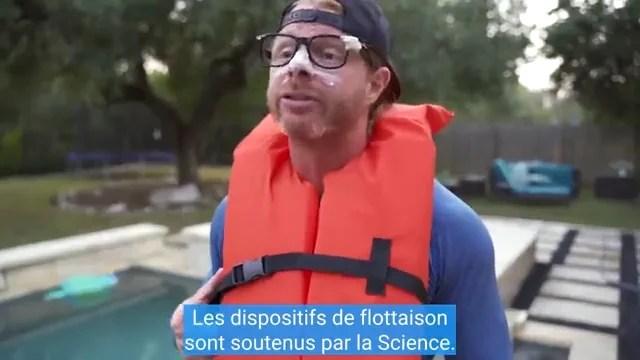 Pourquoi les gilets de sauvetage devraient être obligatoires