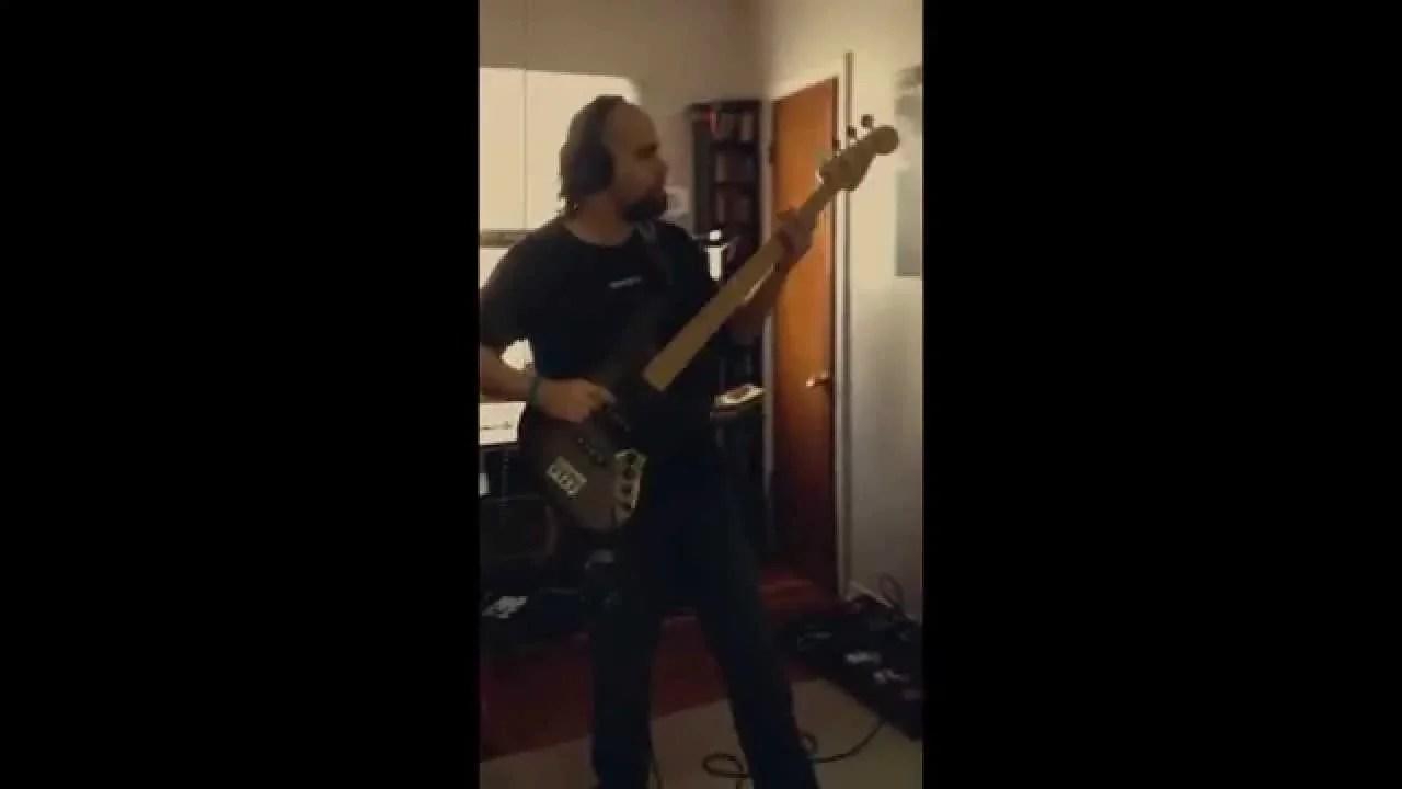 Limelight-Rush Bass cover