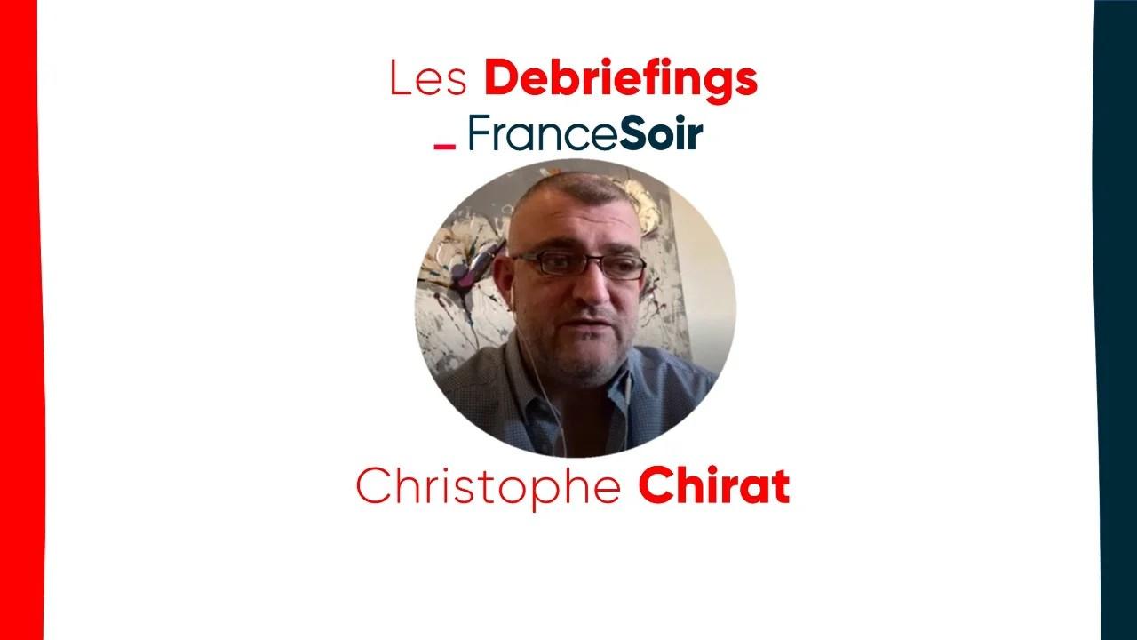 Christophe Chirat, un projet de manifestation pour le 1er Mai