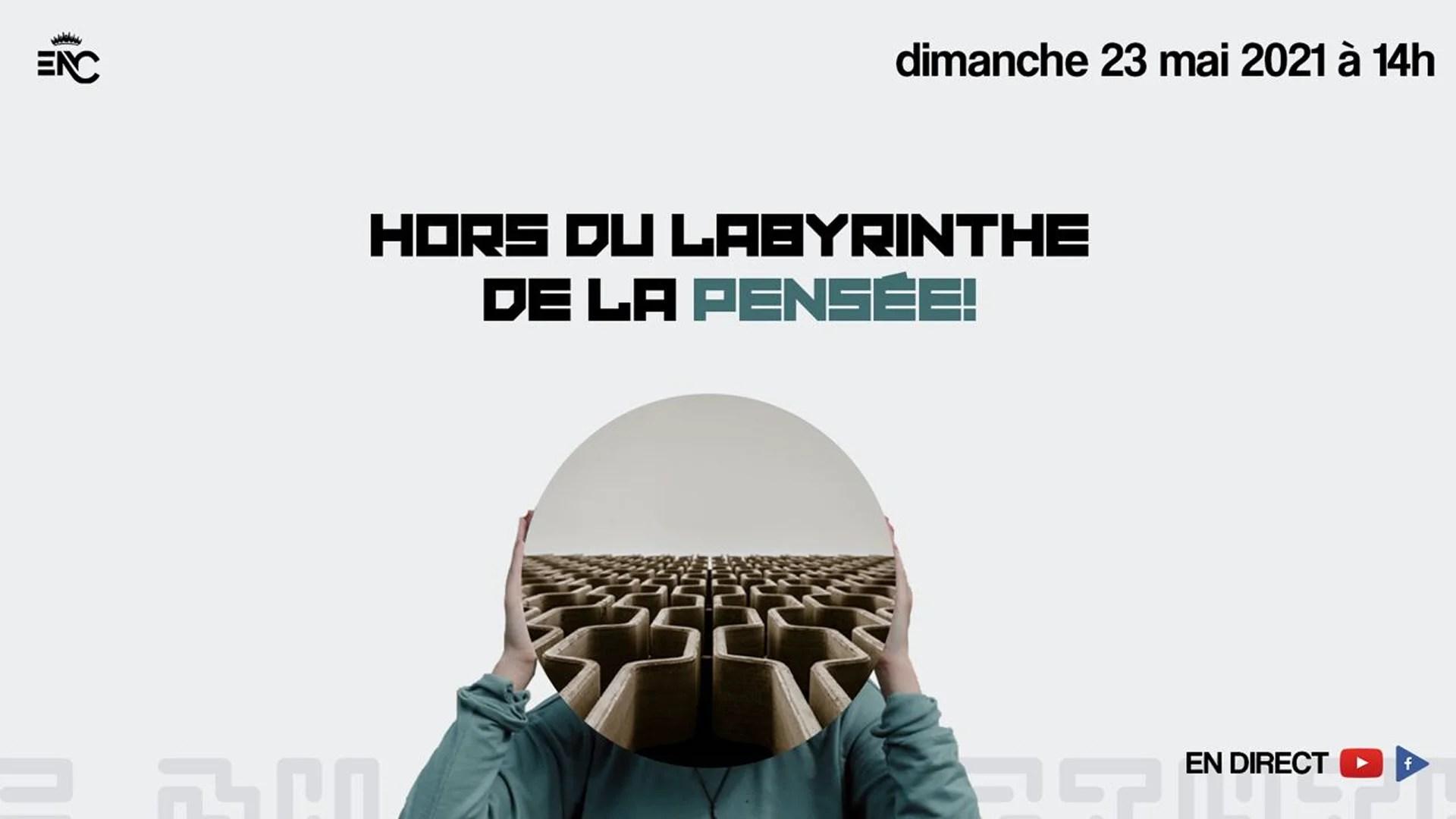 CARLOS NORBAL – HORS DU LABYRINTHE DE LA PENSÉE