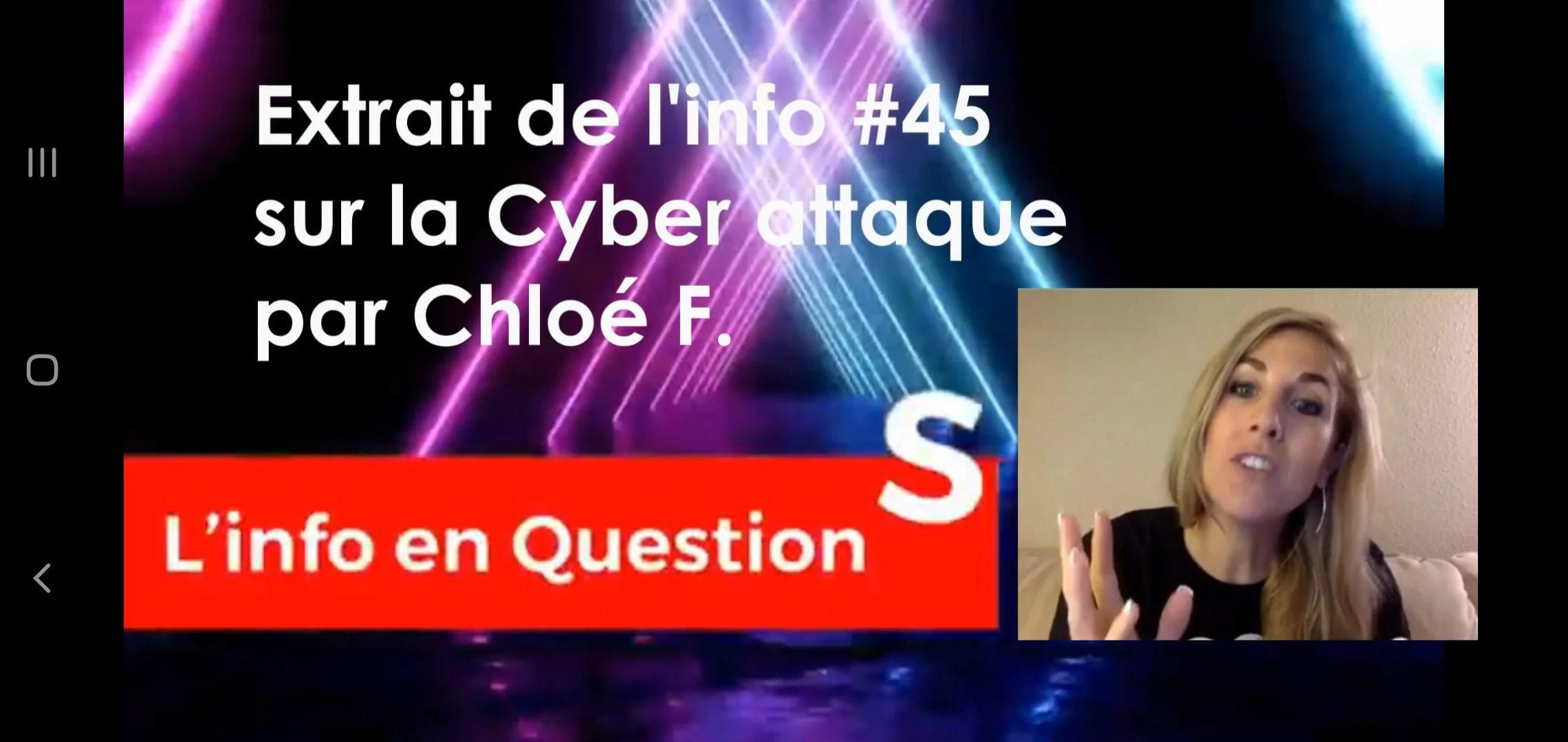 La cyber attaque prédite par Klaus Schwab – Exercice Cyber Polygon