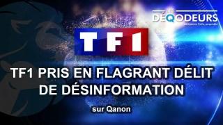 TF1 pris en flagrant délit de désinformation