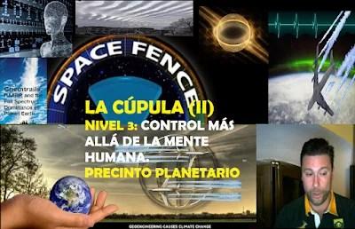 LA CÚPULA II: Precinto Planetario Full Spectrum Dominance. (LOST ISLAND) Publicado en Mayo 2017, y de plena importancia actual.