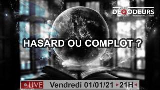 LE MONDE VA CHANGER !!! Part7-la boule de cristal de l'etat profond(live du 1er janvier)