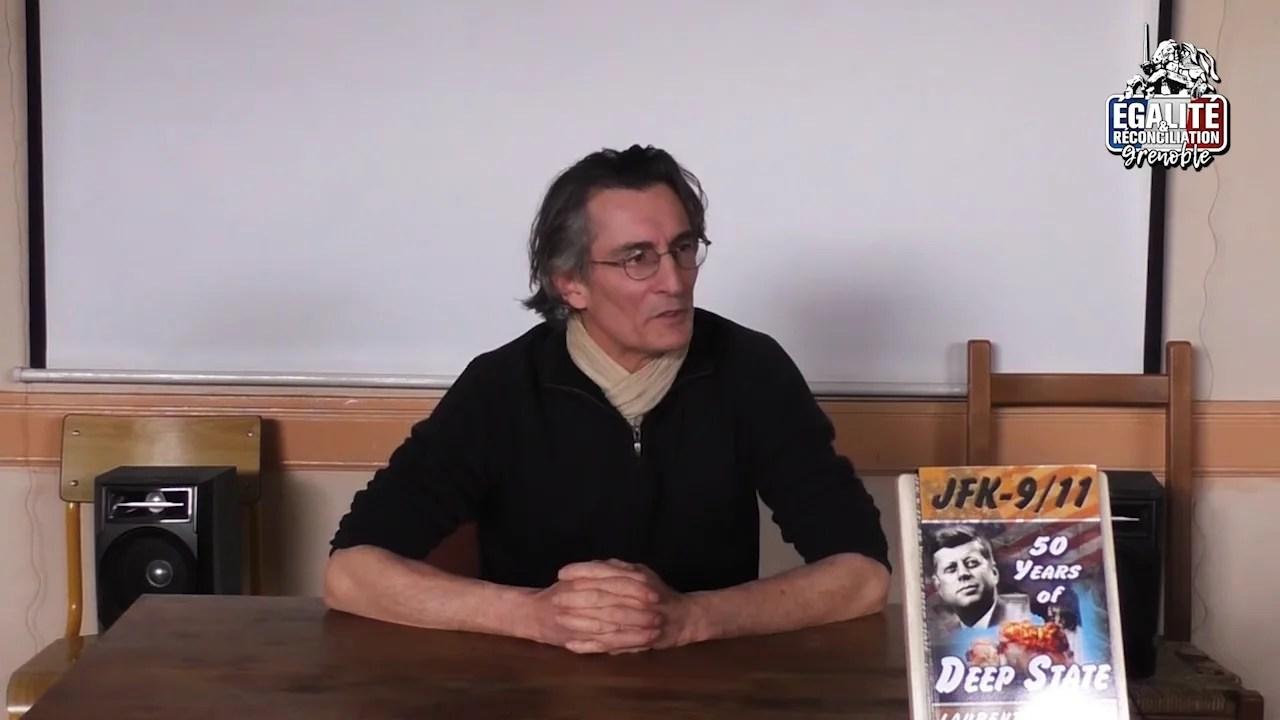 Laurent Guyénot JFK – 9/11 : questions/réponses