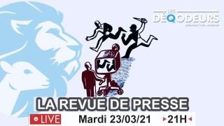 la revue de presse – live du 23 mars