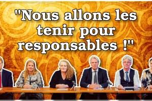 Bientôt les procès de la World Freedom Alliance !