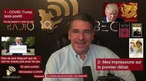 COVID : Trump infecté