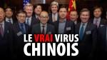 LE VRAI VIRUS CHINOIS (PORTE UNE CRAVATE)