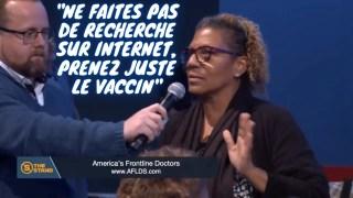 [VOSTFR] Le témoignage bouleversant d'une infirmière sur la vaccination