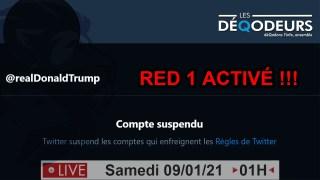 ALERTE INFO – RED 1 ACTIVÉ ! ON Y EST !! ON VA Y ARRIVER !!!