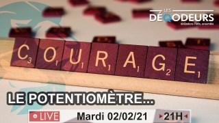 Le Potentiomètre… Live du 02/02/2021
